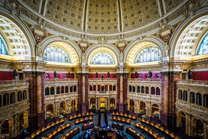 The Library of Congress, Washington, D.C.