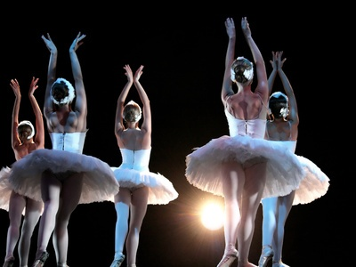 Saint Petersburg ballet
