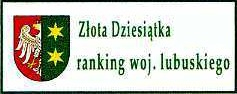 Company Ranking of Lubuskie Province