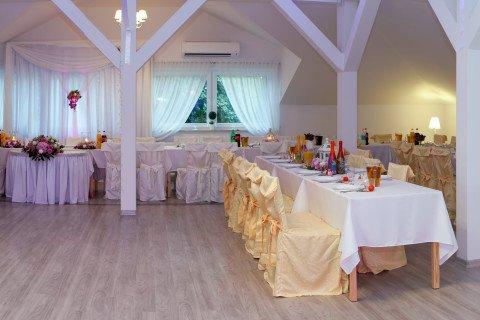 "Wedding-conference room ""Nad Strumykiem"""