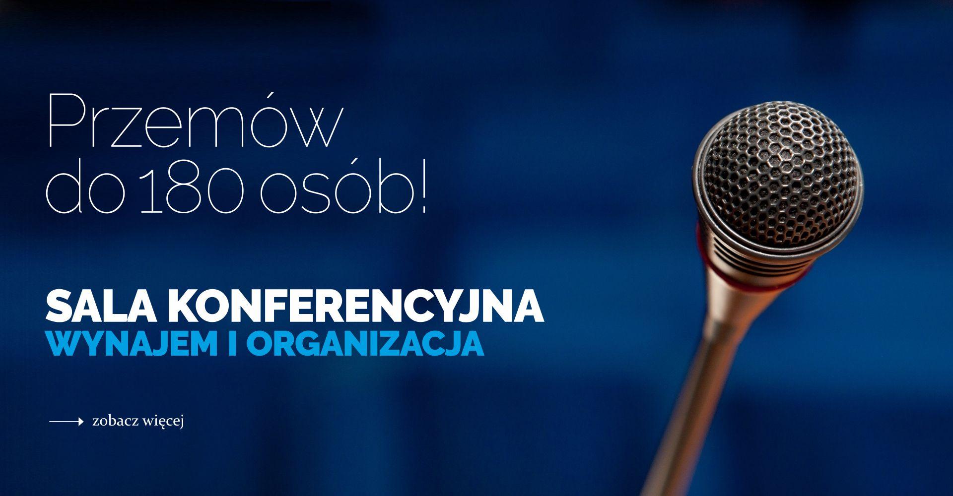 Wynajmij salę konferencyjną