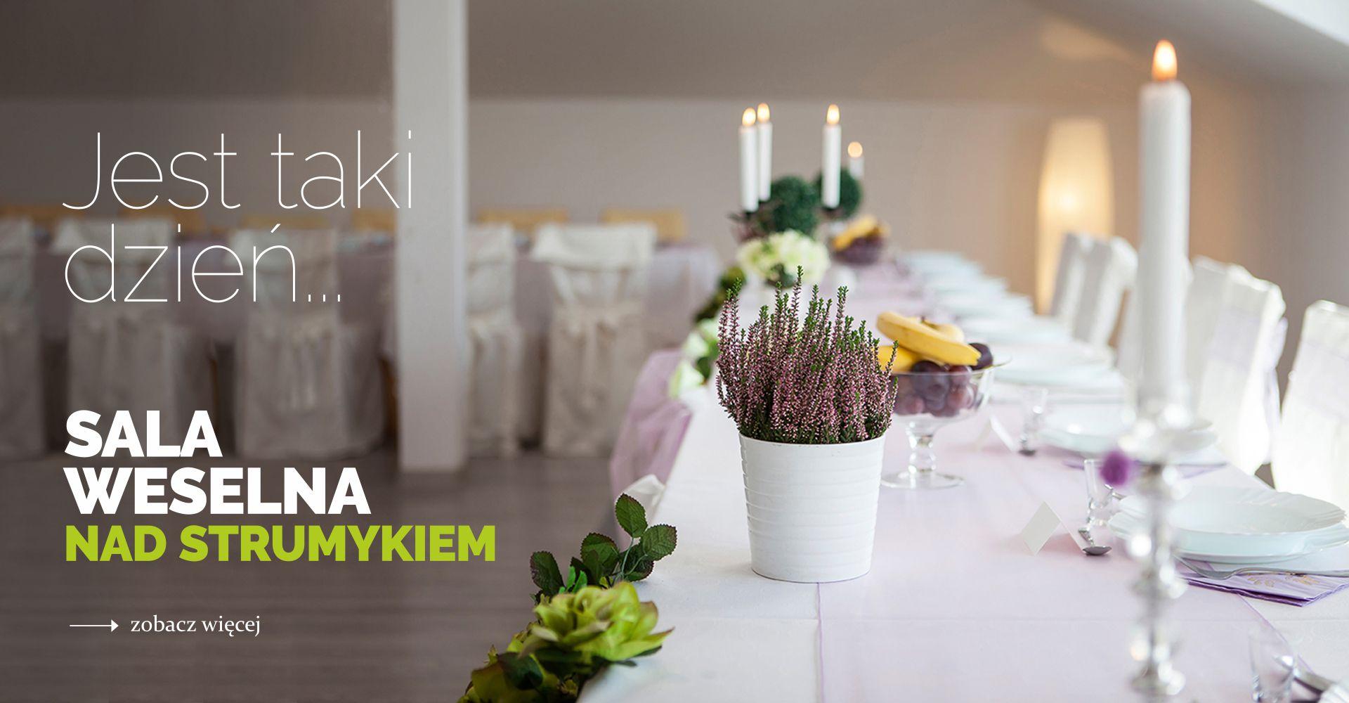 Zorganizuj wesele!